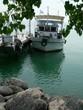 bateau sur le lac de tibériade