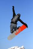 Fototapeta saut freestyle