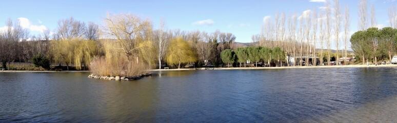 lac de prades (panorama)