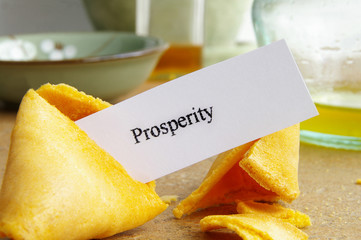 prosperity cookie