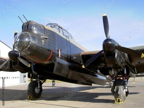 lancaster airplane