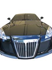 long luxury sedan