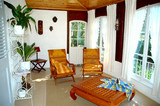 french guest house veranda