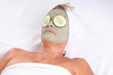 beauty treatment poster