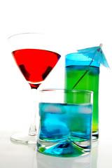 three drinks