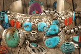 turquoise jewelry 5 poster