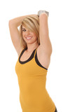 health and fitness girl 13 poster