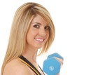 health and fitness girl 14 poster