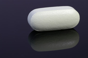 an isolated pill