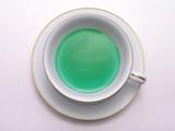 green herbal tea 2 poster