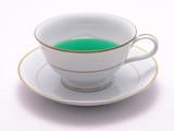 green herbal tea 7 poster