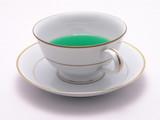 green herbal tea 8 poster