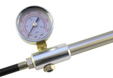 pump pressure gauge poster