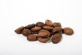 Fototapety häufchen kaffeebohnen