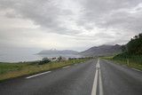 ring road northern iceland poster