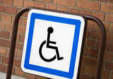 disabled access poster