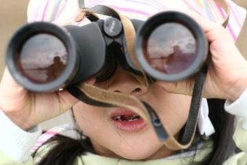 scrutinizing