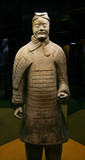 the terracotta soldier from china