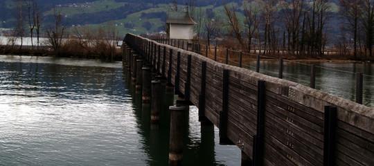 pont  sur pilotis