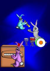 bunnys music group