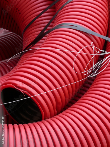 nstruction plastic tubes