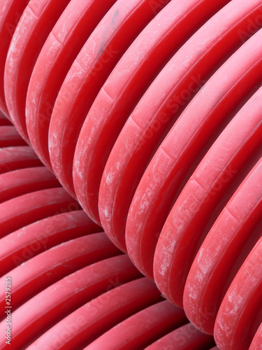 construction plastic tubes