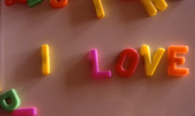 i love....