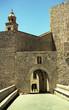 dubrovnik - fort entrance