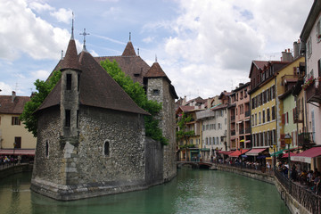 annecy old prison