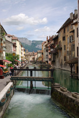annecy river