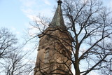 wisla church tower