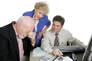 accounting series - financial worries