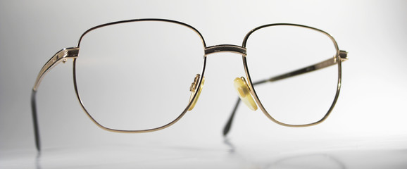 metal glasses