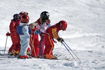 ski ecole enfant