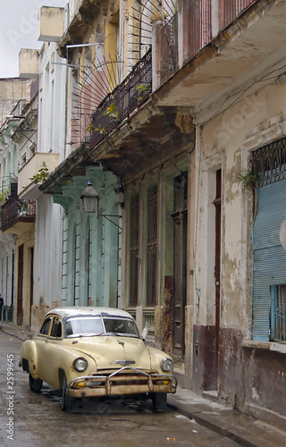havana streets - 2599645