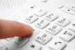 phone keypad - 2604608