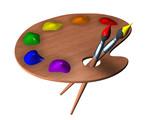 palette.jpg poster