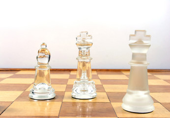 chess game -