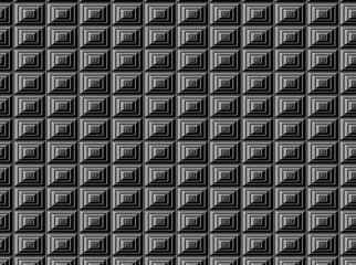 bevelled cubes