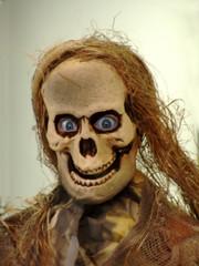 monstrous skull