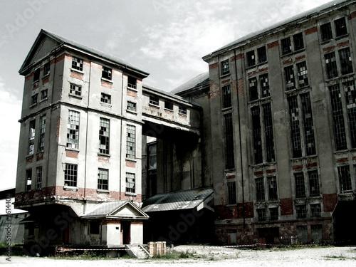 Usine d saffect e de jeremy viallard photo libre de droits 2614402 sur foto - Acheter une usine desaffectee ...