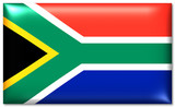 südafrika fahne south africa flag poster