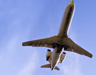 large jet aircraft
