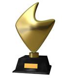 golden award poster