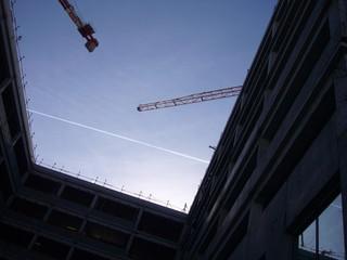 construction de bureaux à gennevilliers