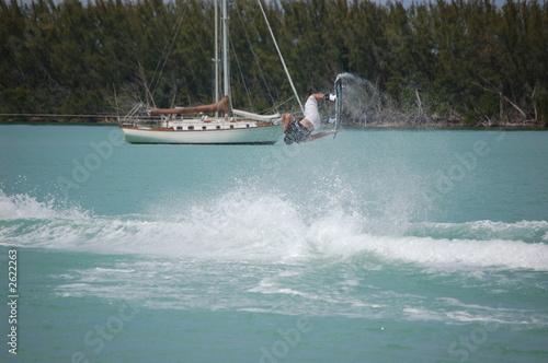 wake board flip