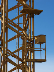 crane closeup