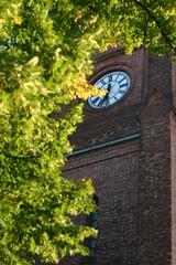 churchtowerclock
