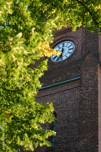 churchtowerclock