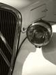 Fototapete 50s - 40s - Auto